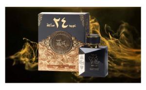 Oud 24 Hours Apa de parfum arabesc unisex-100ml +Cadou