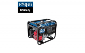 Generator de curent pe benzina SG3500 3000W   Scheppach 5906209901