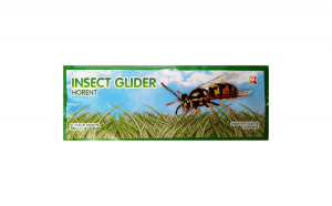 Jucarie Planor Insecte, lungime 24 cm Keycraft KCGL07IN Viespe