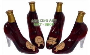 Sticla vin pantof