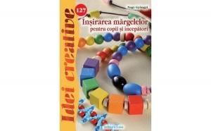 Înşirarea mărgelelor pentru copii şi începători - Idei creative 127