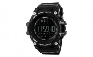Ceas Skmei Bluetooth Sport 1227 negru