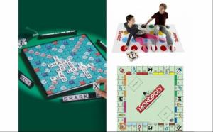 Monopoly, Scrabble si Twister