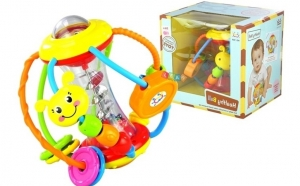 Minge interactiva Healty Ball, Baby`s Day