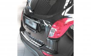 Ornament protectie portbagaj Crom Opel  Mokka/ Mokka X/ Chevrolet Trax 2012-prezent