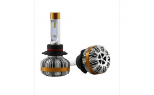 Set 2 LED-uri Z7 Auto H7, CANBUS 6000 lumeni, 6500K Reflection Vision