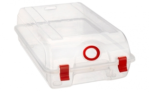 Depoziteaza-ti in siguranta incaltamintea in cutii speciale, realizate din plastic transparent, ultra rezistent, la 39 RON in loc de 60 RON
