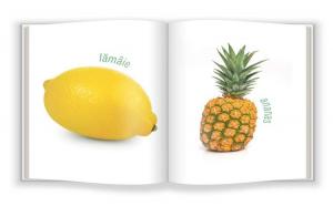 Bebe cunoaște Fructele