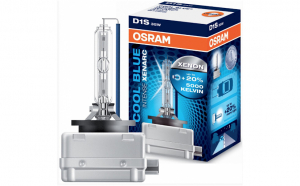 Bec Xenon D1S Osram, 35W, Cool Blue Intense, up to 20%,5500k