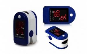 Pulsoximetru, masoara rapid pulsul si cantitatea de oxigen