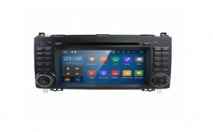 Navigatie 7 Inch Android 7.1.1. - Pentru Mercedes / Benz / Sprinter / W209 / W169 / Viano / Vito / B200
