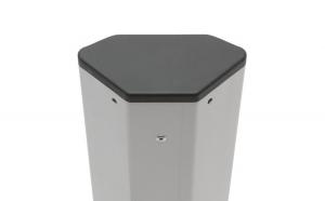 Bloc multipriza de colţ 4 x 250V, 16A /