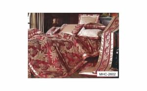 Lenjerii de pat model Jacquard la doar 253 RON in loc de 506 RON