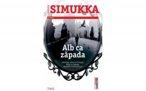 Alb ca Zapada, autor Salla Simukka