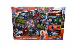 Set 14 masinute Avengers