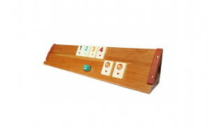 Joc Remi din lemn masiv