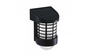 Lampa solara LED de perete, alb rece -