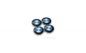 Set 4 capace roti 56 mm BMW