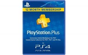 Joc Playstation Plus - 1 Year, Gaming