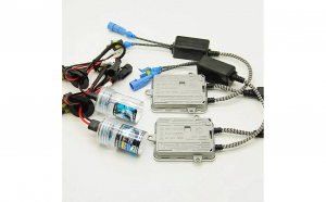 Instatle xenon H7 65w canbus , fast charge alb 6000k
