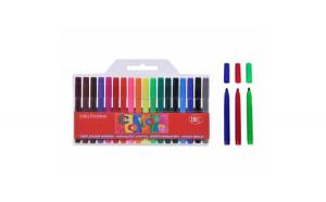 Set 18 carioci diferite culori jst-j
