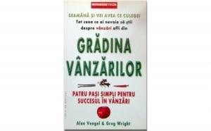 Gradina vanzarilor, autor Alan Vengel, Greg Wright