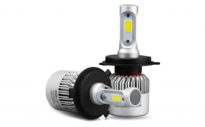 Set 2 LED H7 , 72W , 8000Lm  6500K Auto Reflection Vision®, Alb Rece