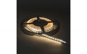 Banda LED 5 m, 120 L, alb cald