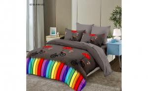 Set lenjerie de pat - 6 piese - 100% romaneasca