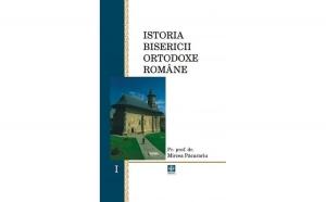 Istoria Bisericii Ortodoxe Române vol. I