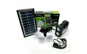 Kit solar 3 becuri 3 lampi
