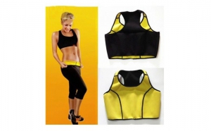 Costum fitness, Slabit dupa Pasteee