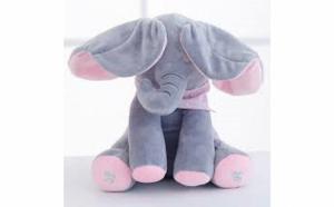Jucarie plus elefantul cucu bau