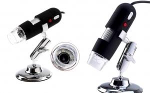 Microscop electronic pentru PC
