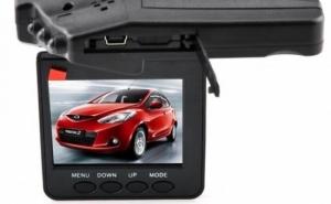 Camera video auto DVR cu inregistrare HD, la 99 RON in loc de 200 RON