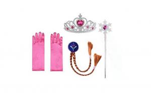 Set accesorii Anna Frozen - codita