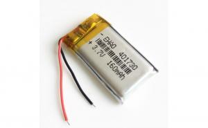 401730 - Acumulator Li-Po - 3,7 V -160ma