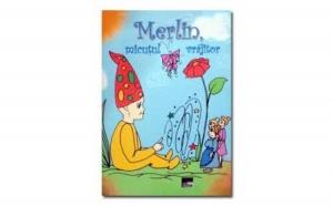 Merlin, micutul vrajitor, autor Poveste francez?