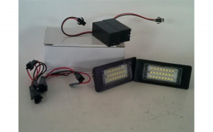 Lampa LED numar 7306 compatibil pe VW POLO 4D/SHARAN