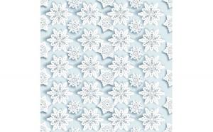 Tapet printat Clasic 042 1 x 5 m Hartie blueback fara adeziv