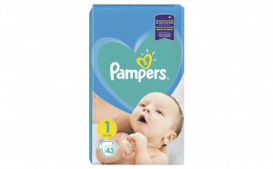 Pampers Nr.1 Active Baby Scutece