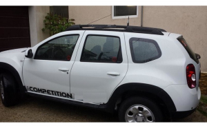 Perdele interior Dacia Duster 2010 ->