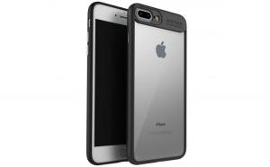 Husa iPaky Slim iPhone 8 Plus  Negru