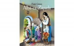 Alba ca Zapada , autor Fratii Grimm