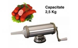 Masina de facut carnati sau lebar, capacitate 2,5 kg, la 149 RON in loc de 299 RON! Garantie 12 luni!