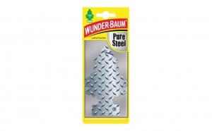 Odorizant auto pure steel, Wunder-Baum