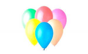 Set baloane mari, 40 cm, colorate