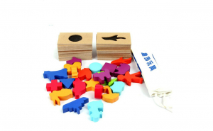 Puzzle joc senzorial