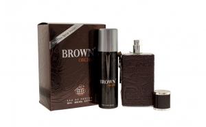 Parfum arabesc SET BROWN ORCHID