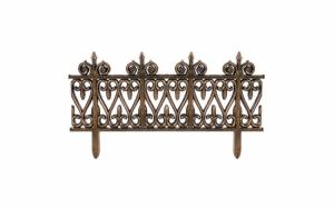 Set 5 bucati gard decorativ pentru curte si gradina